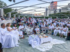 """Pastoral Picnic in White"" Review - The Grant Park Music Festival Sets the Scene for a World Premiere Concerto"