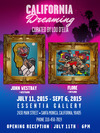 Saturday, July 11, Essentia Showroom Features New York Street Artists Westgard and FLOrE