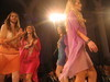 Fashion week opening in L.A. at Vibiana