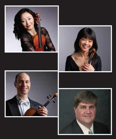Lincoln String Quartet at Music Institute of Chicago Review