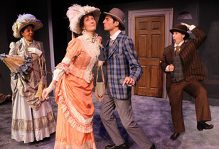 On The Razzle at Theatre West Review – The Razzle with a Dazzle of Farce