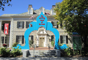 Dr. Seuss Museum Project Preview - Picks Up Steam