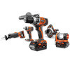 The RIDGID X4 Tool Set Review