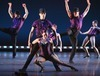 Giordano Dance Chicago  Review - Chicago Dance Legacy Surprises for 52nd Year
