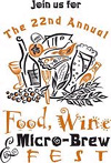 22nd Annual Food, Wine & Micro-Brew Fest
