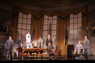 Annie Opens at the Orange County Performing Arts Center