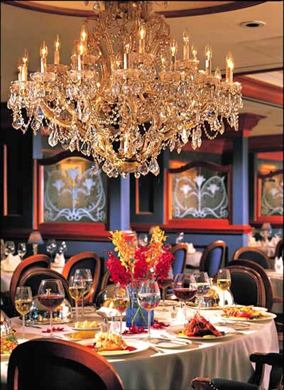 A Creative Variety Of Gourmet Entrees Such As Lobster Crab And The Very Best Black