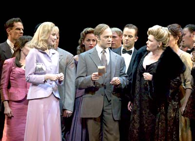 Cast Of Curtains