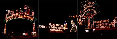 The DWP Light Festival In Griffith Park Is A Purely Frivolous Holiday  Confection For The Whole Family. Walking Or Driving Can Both Be Fun If You  Plan It ...