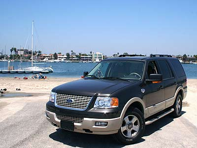 2006 ford expedition review