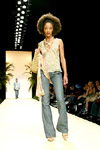 Frankie B @ Smashbox-Mercedes Benz LA Fashion Week