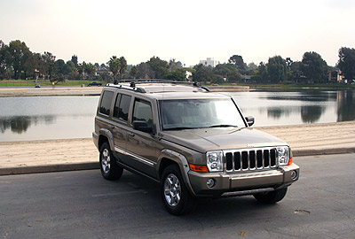 2006 Jeep Commander Review / Road Test