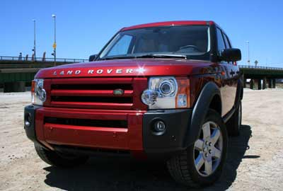 2006 Land Rover Lr3 Review Road Test