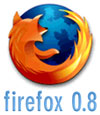 This Browser's on Fire: Firefox 0.8