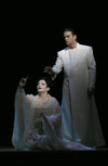 Madama Butterfly at the Los Angeles Dorothy Chandler Pavilion