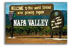 The Napa Vinters Association and LearnAboutWine.com Presented 'Napa Vintners - Los Angeles Napa Nightlife""
