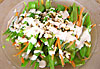 Snow Pea Salads