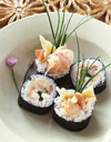 Japanese Style, American Flair: New Cookbook Brings Sushi into the Kitchen