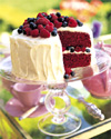 Not Just a Summertime Treat Red Velvet Cake