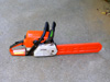 The STIHL MS 210 C Chainsaw Review