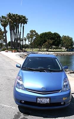 Good Looking In Its Natural Environment. Toyotau0027s Prius ...