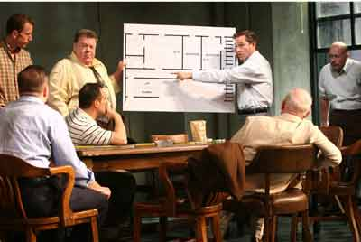 twelve angry men review a performance that leaves no room for  twelve angry men review a performance that leaves no room for doubt