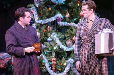 Brian Darcy James And Jeffry Denman Irving Berlins White Christmas