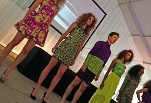 Julius LaCour Debuts Spring/Summer 2014 Collection Review -  Chicago's Fashion Week Begins