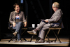 "Lin-Manuel Miranda in Conversation with Chris Jones, a review – ""Musicalizing Moments"""