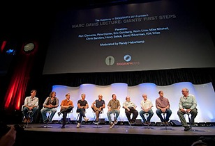 Siggraph 2013  Review - Siggraph Gathers The Giants of the Animation Industry