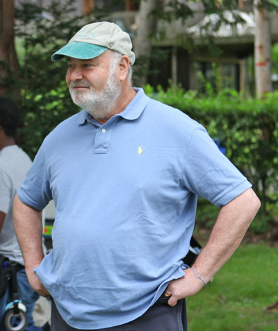 rob reiner a director with a pipeline into your heart splash