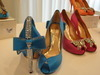 Oscar Styling Lounge Displaying Aruna Seth Shoes Fall and Spring 2012 Collection - Dazzling Display of Color and Sparkle