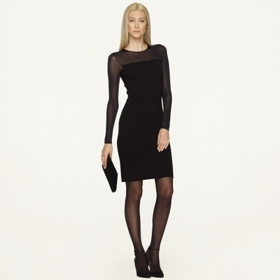 The Ralph Lauren Black Label Collection The Captivating Dresses Of