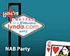 The lynda.com NAB Party - Mixing Business with Pleasure