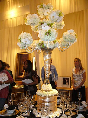 An Elegant Centerpiece