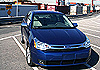 2008 Ford Focus Review / Road Test