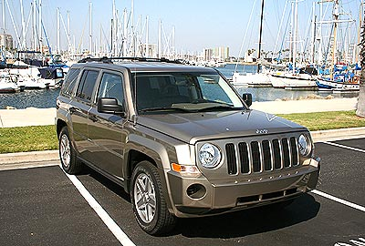 2007 Jeep Patriot Review / Road Test