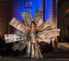Metropolitan Fashion Week Review - a Couture Costume Spectacle