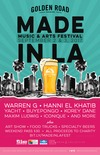Golden Road Brewing Presents Made In LA Music and Arts Festival - Spend Labor Day Weekend with Warren G and Golden Road Brewing