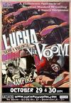 Lucha VaVOOM - the very best of the best this Halloween.