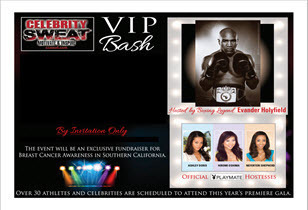 Celebrity Sweat Players' Party - VIP Bash after the ESPY Awards