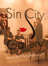 Myth and Muses at Sin City Gallery - finding art and culture in Las Vegas