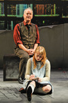 "Steppenwolf for Young Adults presents a world premiere of  Markus Zusak's The Book Thief  Review -  ""When Death tells a story, you listen."""