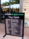 Wilde & Greene Restaurant + Natural Market Review – A Grand Opening, A New Beginning