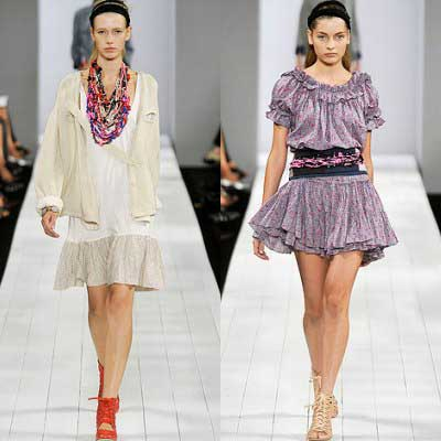 Marc By Marc Jacobs Spring 2009 Collection Review Neek Chic Splash Magazines Los Angeles