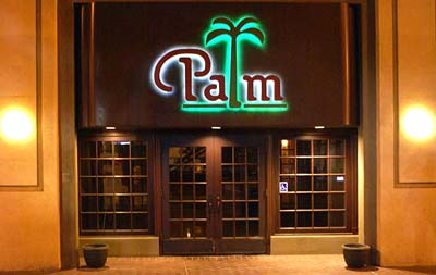 The Palm Restaurant Downtown Los Angeles Review America S Oldest Clic Steakhouse Splash Magazines