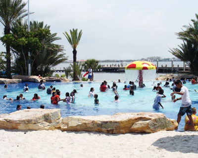 Moody Gardens Hotel And Spa Review Tops For Families Splash
