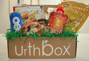 Urthbox - The Organic Version of Birch Box