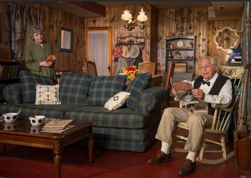 Oil Lamp Theater's ON GOLDEN POND Review – Charming. Sweet ...