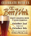OC Beer Week - A Week for Beer Drinkers to Celebrate